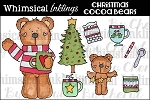 Christmas Cocoa Bears RESELLERS LIMITED SET