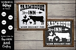 Farmhouse Inn SVG