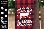 Cabin Kitchen SVG