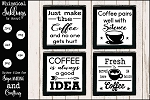 All About Coffee SVG Set