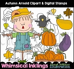 Autumn Arnold Clipart Collection