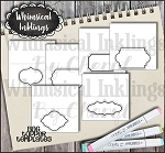 Bag Topper Templates
