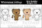Bear Buddies Designer Set EXCLUSIVE