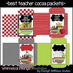 Best Teacher Cocoa Packets