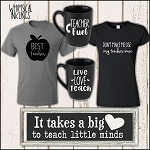 Best Teacher SVG Mini Bundle