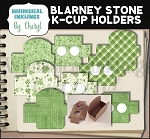 Blarney Stone K Cup Holders