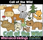 Call Of The Wild Clipart Collection