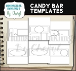 Candy Bar Templates