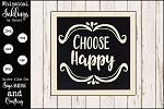 Choose Joy SVG Cutter Files