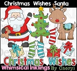 Christmas Wishes Santa RESELLERS LIMITED SET