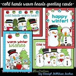 Cold Hands Warm Heart Cards