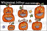 Crazy Pumpkins RESELLERS LIMITED SET