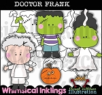 Dr. Frank Clipart Collection