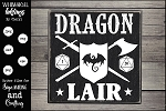 Dragons Lair SVG