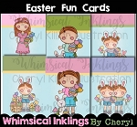 Easter Fun Cards
