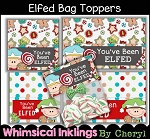 Elfed Bag Toppers