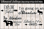 Explore Galore! Adventure SVG Files