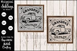 Grandpas Garage Version 2  SVG