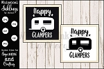 Happy Glampers SVG