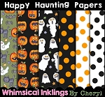 Happy Haunting Papers