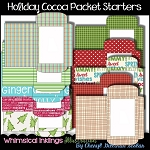 Holiday Cocoa Packet Starters