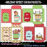 Holiday Spirit Cocoa Wrappers