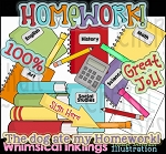 Homework Clipart Collection