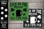 Irish Pub SVG
