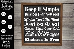 Kindness Is Free SVG