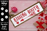 Kissing Booth SVG