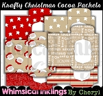 Krafty Christmas Cocoa Packets