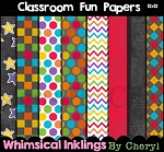 Classroom Fun Papers