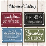 Laundry Room Laughter SVg Mini Bundle