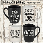 Life Without Coffee Mini SVG Bundle