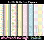 Little Britches Paper