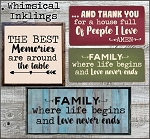 People I Love Mini SVG Bundle