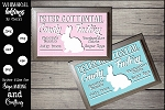 Peter Cottontail Candy factory SVG