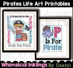Pirates Life Art Prints