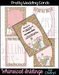 Pretty Wedding Cards