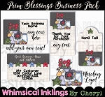 Prim Blessings Business Pack