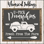 Pumpkin Farm SVG File