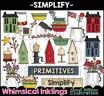 Simplify Clipart Collection
