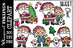 Sweet Claus RESELLERS-LIMITED SET