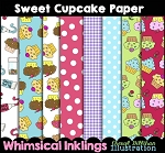 Sweet Cupcakes Papers