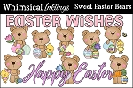 Sweet Easter Bears RESELLERS LIMITED SET