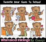 Sweetie Bears Goes to School