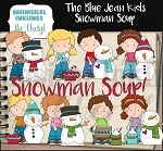 The Blue Jean Kids Snowman Soup RESELLERS LIMITED SET