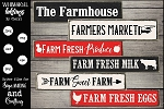 The Farmhouse SVG Collection