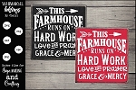This Farmhouse Runs On SVG