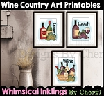 Wine Country Art Prints